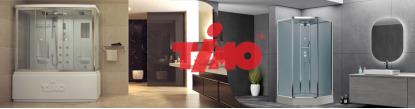 Акция - снижение цен на душевые кабины TIMO